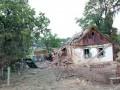 Село Степановка Донецкой области после обстрела: фоторепортаж