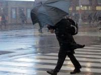 В 12 областях объявили штормовое предупреждение