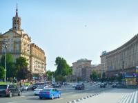 В центре Киева обокрали американца - СМИ