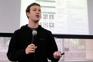 Марк Цукерберг и развитие интернета