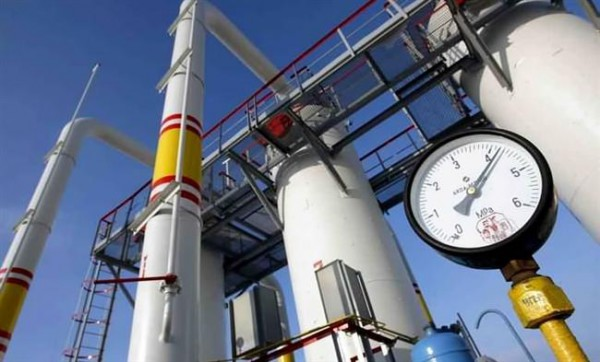 Украина вдвое увеличила импорт газа изСловакии