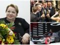 Неделя в фото: смерть Натальи Крачковской, Оскар Ди Каприо и Женевский автосалон