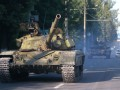 Оккупанты снова обстреляли из танка мирные кварталы Красногоровки