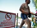 Кличко запретил купаться на киевских пляжах