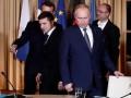 В Париже проходит встреча Зеленского и Путина
