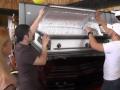 На выставку для туристов Ялты привезли гробы из ЛНР
