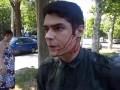 В Одессе ранили ножом лидера местного Автомайдана
