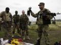 Сепаратисты мародерствуют на месте крушения авиалайнера - СНБО