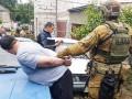 В Николаеве спецназ полиции и Госпогранслужбы ловил наркодилеров