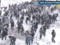 В милиции объяснили, почему Беркут перешел в наступление на Грушевского