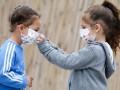 В Украине начали штрафовать за отсутствие маски