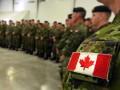 Двести канадских военных будут полтора года учить украинцев