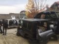 В Киеве задержали серийных угонщиков автомобилей