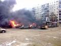 Милиция сообщает о 10 погибших и 46 раненых при обстреле Мариуполя