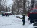 В Киеве горел детсад: Спасатели эвакуировали 124 ребенка