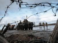 Штаб АТО зафиксировал три нарушения перемирия со стороны противника
