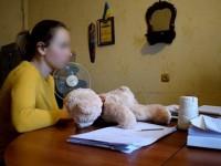 В Киеве женщина избила дочь ремнем до бессознательного состояния