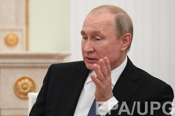 Путин ответил Зеленскому