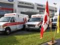 Канада готовит для Украины 16 мобильных госпиталей