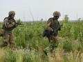 На Донбассе ранены два бойца