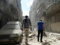 В РФ заявили о попытке применения химоружия повстанцами в Сирии