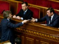 Рейтинг альтернативных кандидатов: лидируют Луценко и Новинский