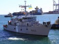 Французский тральщик НАТО прибыл в Одессу на учения