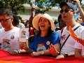 Дочь Рауля Кастро благословила геев на Кубе