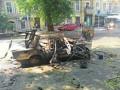 Во взрыве авто в Одессе нашли российский след