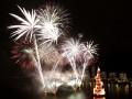 В мировых столицах зажигаются новогодние елки
