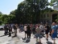 Ветераны АТО в Одессе протестовали против действий полиции