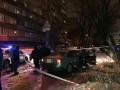 В Киеве два пьяных мужчины напали на таксиста и украли его авто