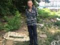 В Днепре задержали мужчину с гранатометом в простыне