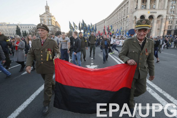 Порядок присвоения участникам УПА статуса боевых действий определит Кабмин