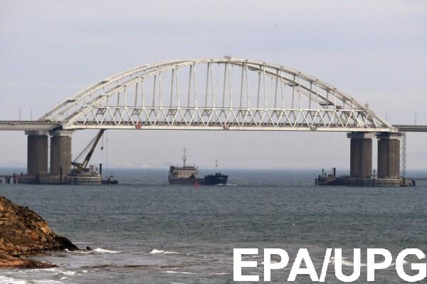 В России заверили, что свобода судоходства на Азовском море обеспечивается
