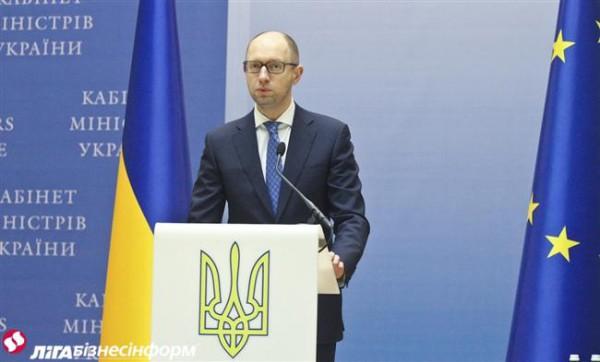 Яценюк: Ответственность заполитическую нестабильность вУкраинском государстве лежит наПорошенко
