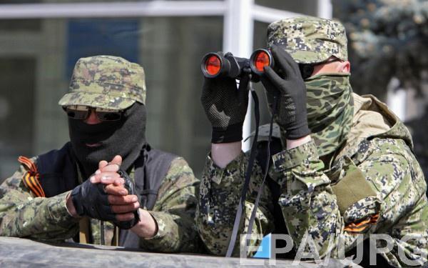 В Луганске ходят слухи о перевороте