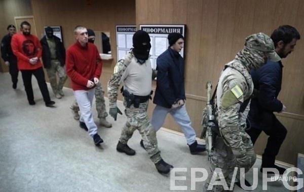 Россия назвала условие для освобождения моряков