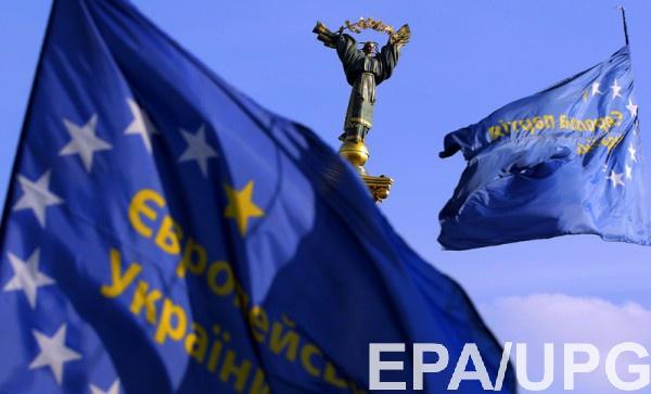 В 2017 году Украина выполнила только 41% задач по Соглашению об ассоциации с ЕС