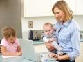 Мама-бизнесмен: как вести свое дело в декрете