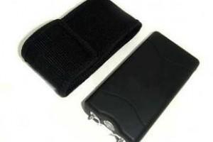 Одним из лучших средств самозащиты заслуженно считается электрошокер ОСА - 800.
