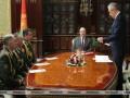 Лукашенко сменил военную верхушку Белоруссии