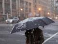 Украинцев предупредили об ухудшении погоды