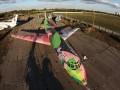 В киевском Музее авиации появился раскрашенный самолет