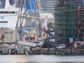 Количество погибших в аварии в порту Генуи возросло до семи