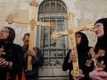В Иерусалиме начался крестный ход к Гробу Господню