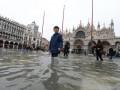 Венецию ожидает очередной разрушительный потоп