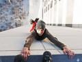 Человек-паук из Киева не знает, что такое страх (ФОТО, ВИДЕО)