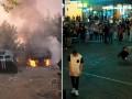 День памяти Иловайской трагедии: фотографа возмутили танцы на Крещатике