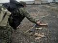 На Луганщине боевики расстреляли медицинский автомобиль, один военный погиб